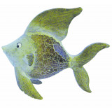 Ceramic Fish with Glass Mosaic 13cm
