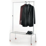 Garment Rail Mobile 1200mm Long