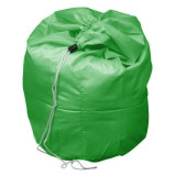 Polyester Laundry Bag Green