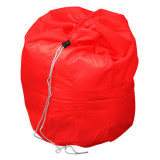 Polyester Laundry Bag Red